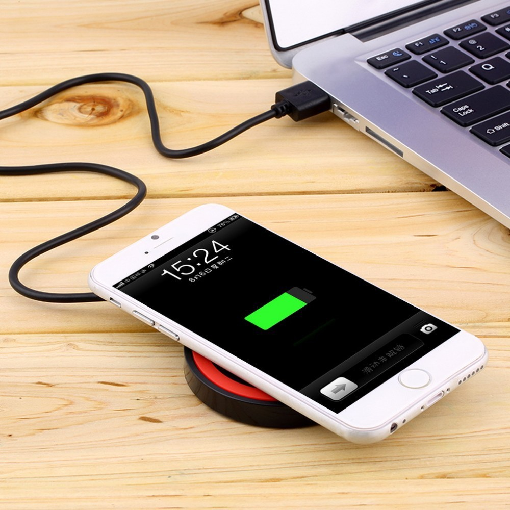 New products fast Q5 Charging Pad receiver Qi Wireless charger stand for iphone laptop