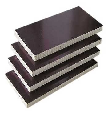 E0 Formaldehyde Emission Standards and Outdoor Usage Concrete Formwork Film Faced