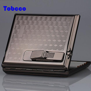 Chinese Imports Wholesale Cheap Usb Cigarette Lighter With Cigarette Case