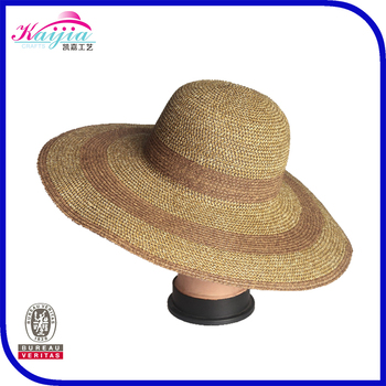 Hat manufacturing companies cheap hats women sombreros fashion wholesale  floppy straw hat 34f74ad7949