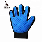 Professional pet cats dog bathing tool grooming brush glove for dogs