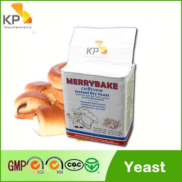 Merrybake dry instant yeast for bread,dry yeast producer