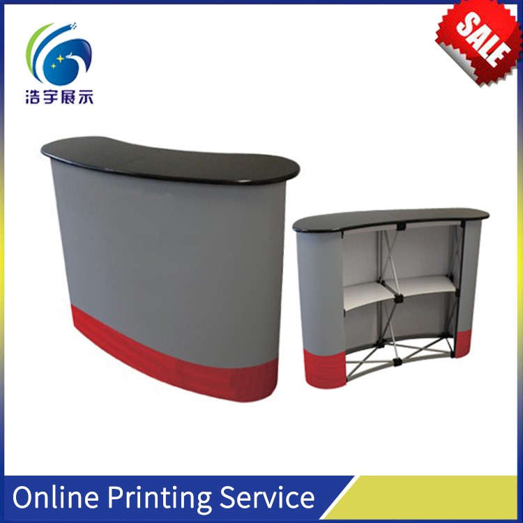 Sampling booth 2*1 Mini Portable Promotion Booth