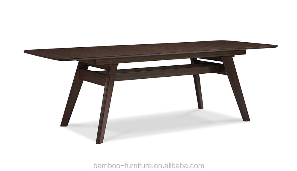 Bamboo Modern Dining Tables Simple Design And High Quality