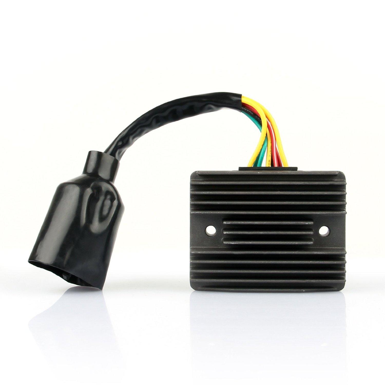 Areyourshop Regulator Areyourshop Rectifier Voltage Fits Honda VFR 800 FiY/Fi1/2/3/4/5 00-05 6/7 06-07