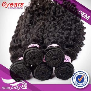 Unprocessed New Design Human Fbs Hair India Deep Weve