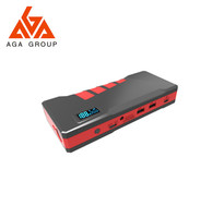 12v 20000mah multi-function car jump starter powerbank, 900A peck power to start the heavy duty truck batteries