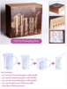 4 pcs in gift set packaging box