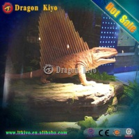2016 Dragon kiyo art museum design inflatable dinosaur