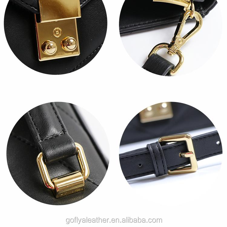 wholesale guangzhou trendy ladies for Purses and handbag designer Women shoulder bag