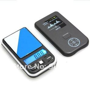 pocket eletronic digital APTP445B 0.01gx100g Cigarette Jewelry Pocket digital Scale (battery included)