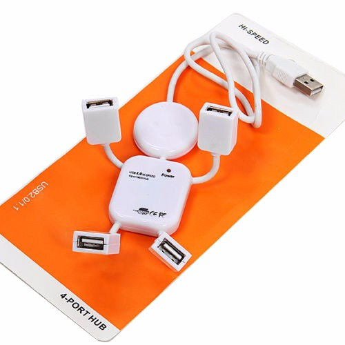Promotional Cute USB Hub 4 Port Man Hub Human Hub