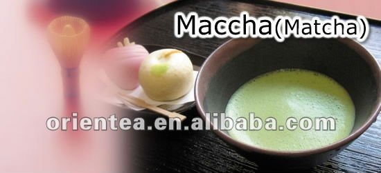 Japanese organic Matcha green tea Powder
