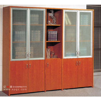 Wood Tall Storage Cabinets With Door,Wood File Cabinet With Glass ...