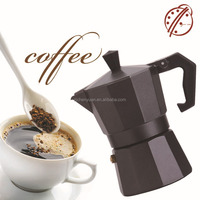 Promotion Low price popular coffee maker for commercial used 3cups