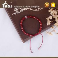 Professional design Religious rosary beads bracelet