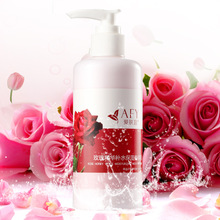 Best selling body whitening latex olie gratis anti-aging anti-rimpel voeding rose essentie bodylotion