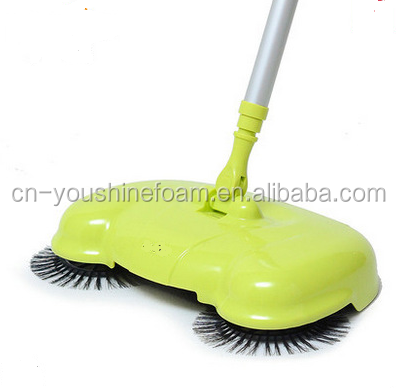 Youshine spin broom AS SEEN ON TV The Best Cordless 360 Spinning Broom