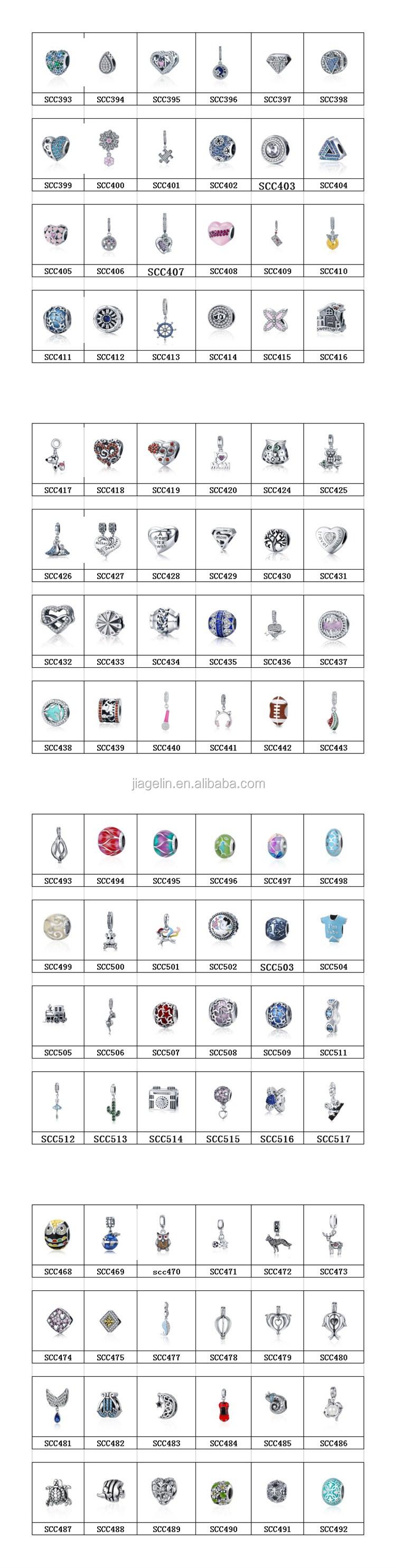 Nouveau design lettre N bijoux 26 ensembles alphabet charme 925 en argent sterling collier pendentif perle