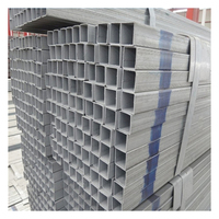 Galvanized Square Hollow Section Steel Pipes and Tubes for Shelter Structure