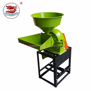 WANMA 9FC21 flour mill price rice huller machine combined with grain grinder of spice Made by Sichuan