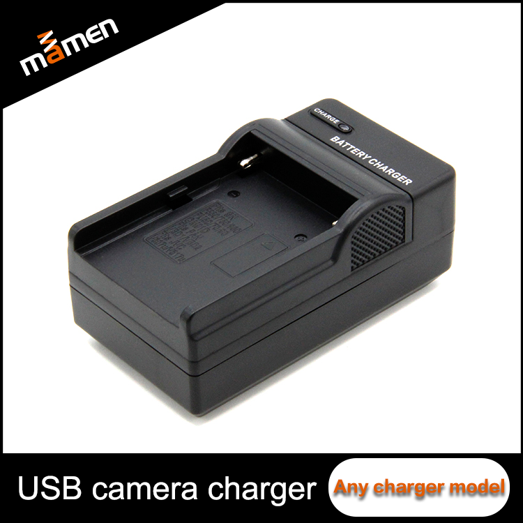 Wireless Original Reasonable Price High Quality Universal US Camera Battery Chargers For Camera NK ENEL10,Fits OLY L1-40B