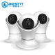 Baby Sitter Two-way Audio 1080P WIFI P2P 360 Rotation Night Vision Network Camera IP BS-IP16K