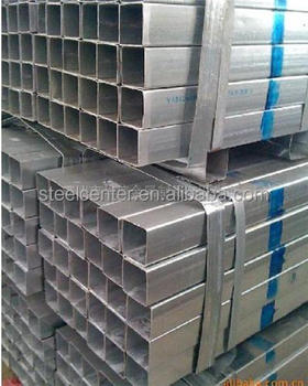 China wholesale high quality black annealed square steel tube