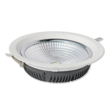 CE UL ROHS TUV SAA DLC 30w led downlight for large gymnasium