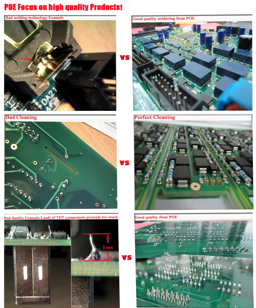 China Pcba Printed Circuit Boards Manufacturing Electronic Pcb Board Quotecircuit Assemblypcba Assembly Processoem