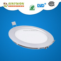 2016 cheap factory hot 18w led panel light price round shape white/warm white with logo service light panel led