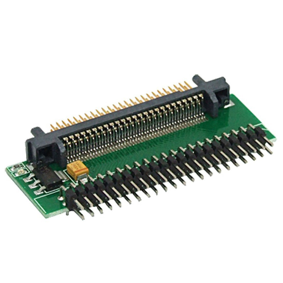 "1.8"" to 2.5"" IDE Converter - SODIAL(R) 1.8"" 50 Pin Micro IDE to 2.5"" 44 Pin IDE Adapter Converter Adaptor"