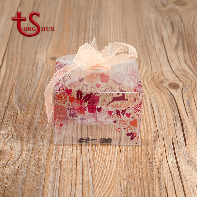 Sales custom design colourful ready made small candy apple packing boxes