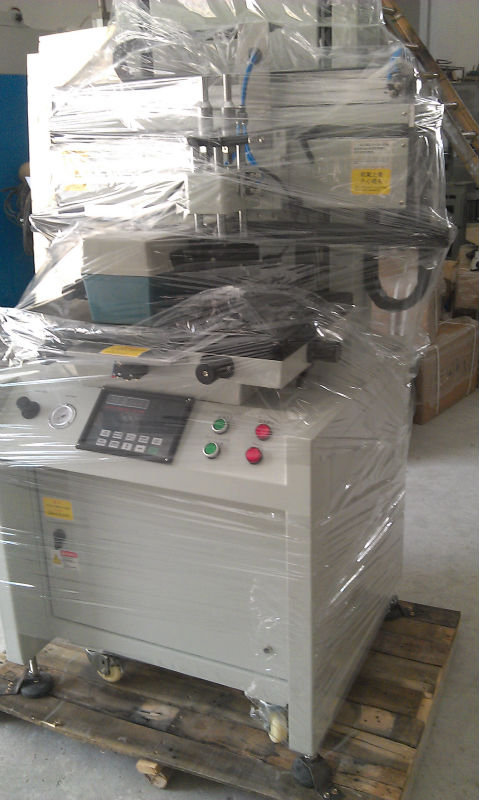Factory supply electrical plane screen printer
