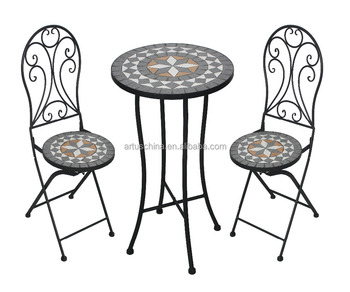Outdoor Patio Coffee Table Mosaic