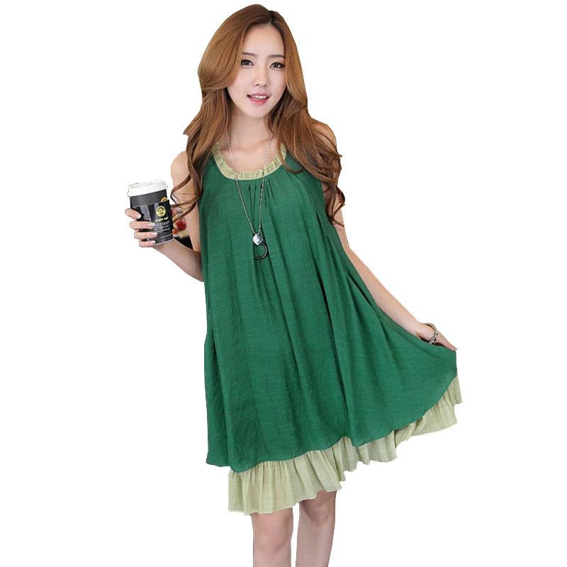 Dresses Women's Clothing Sincere Liz Lange Maternity Dress Size L Career Wrap Black Green Poly Spandex