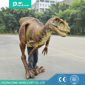 Modern Design waterproof material latex carnival costume dinosaur