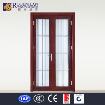 Rogenilan 75 australian as2047 customized double entry for Storm doors for double entry doors