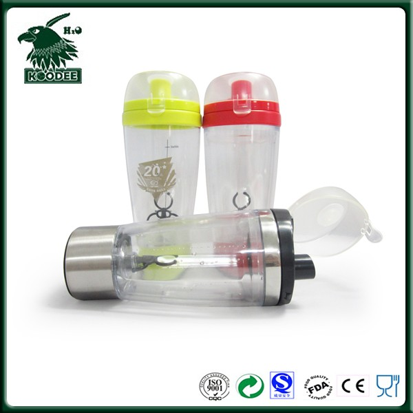 products novelty 600ml USB Rechargeable Protein Shaker