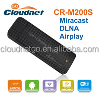 Cloudnetgo Rk2928 A9 1GHZ Mali400 Android 4.4 Support Streaming the Pictures/video in phone to TV streen/projector,Airplay,DLNA