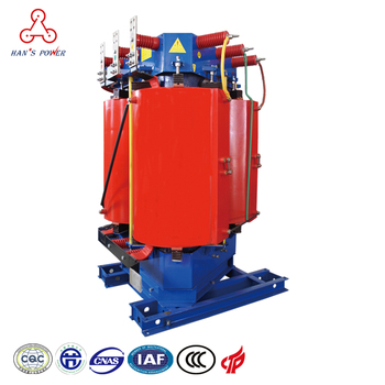 maintenance free Indoor Medium voltage 3 phase step down cast resin dry type 34.5kv 480v 2.5mva power transformer Philippines