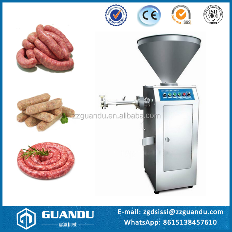 Factory price automatic sausage stuffer / sausage filling machine / sausage making machine