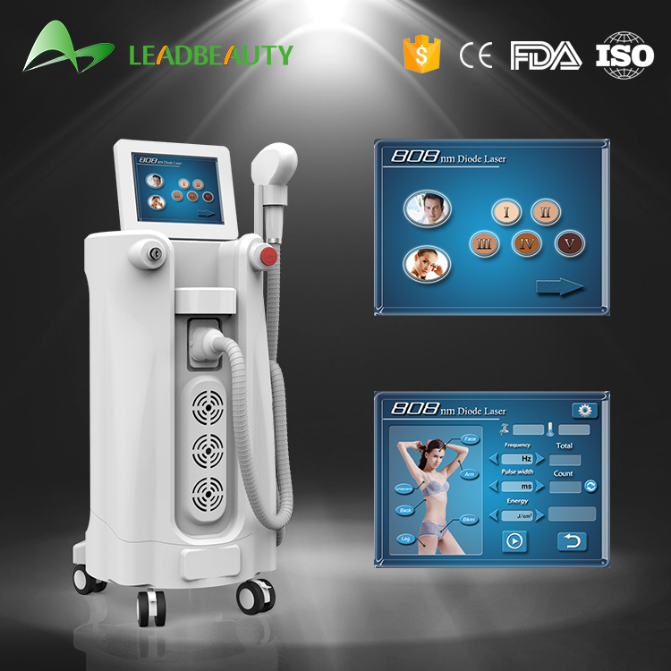 10 Germany Laser Bars lamis diode laser for fast hair removal / Lamis Medical diode laser for hair removal