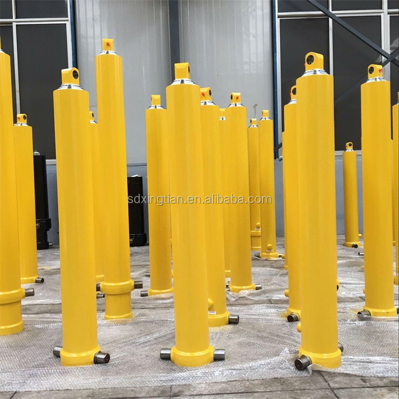 Dump Truck 3 Stage/4 Stage/5 Stage Telescopic Hydraulic Cylinders