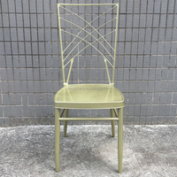 New Style Cheap Metal Hotel Chairs For Rental