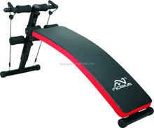 Padded Exercise Bench Adjustable Bench