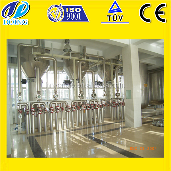 2012 China famous sell and PLC control sunflower oil refined equipment with good quality