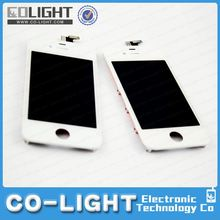Lowest price for smartphone spare parts for iphone 4 lcd