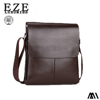 China Supplier Brand Office Men Leather Bag