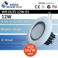 High Brightness Ecosmart Led Downlight